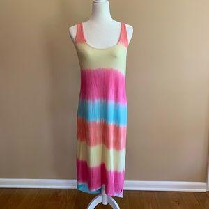 Volcom Tie Dye Sun Dress Sz Small